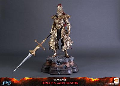 Einfach und sicher online bestellen: Dark Souls Statue Drachentöter Ornstein in Österreich kaufen.