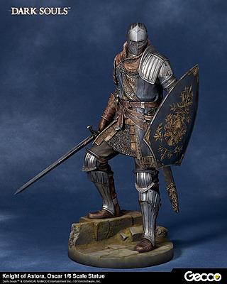 Einfach und sicher online bestellen: Dark Souls Statue 1/6 Oscar Knight of Astora in Österreich kaufen.