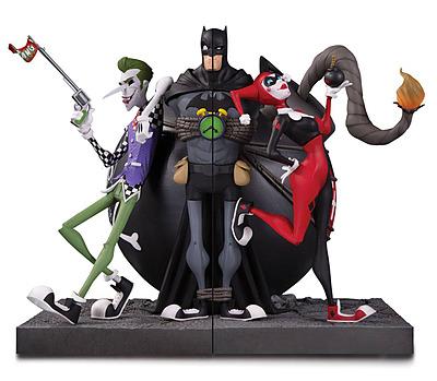 Einfach und sicher online bestellen: DC Gallery Bookends The Joker & Harley Quinn in Österreich kaufen.