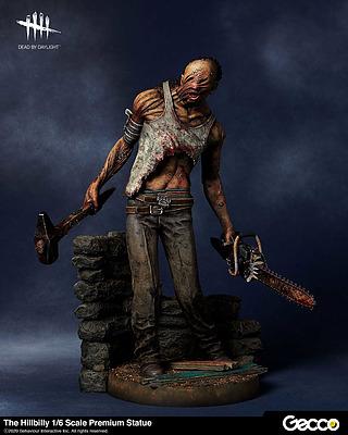 Einfach und sicher online bestellen: Dead by Daylight Statue 1/6 The Hillbilly in Österreich kaufen.