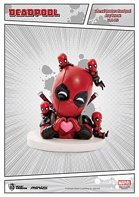 Einfach und sicher online bestellen: Mini Egg Figur Deadpool Day Dream in Österreich kaufen.