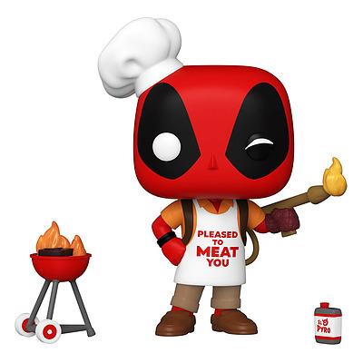Einfach und sicher online bestellen: Marvel Deadpool 30th Anniversary POP! Backyard in Österreich kaufen.