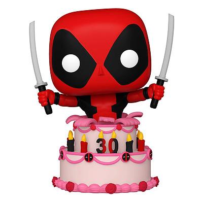 Einfach und sicher online bestellen: Marvel Deadpool 30th Anniversary POP! Cake in Österreich kaufen.