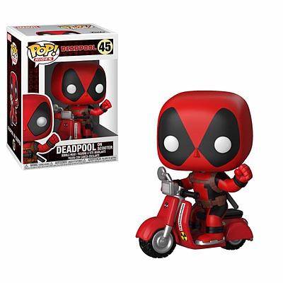 Einfach und sicher online bestellen: Deadpool POP! Rides Deadpool & Scooter in Österreich kaufen.