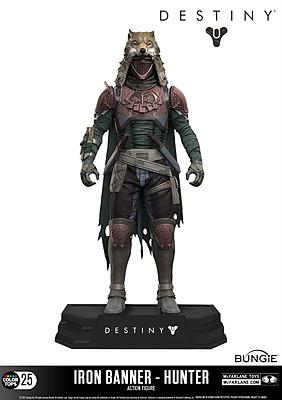 Einfach und sicher online bestellen: Destiny Color Tops Actionfigur Hunter in Österreich kaufen.