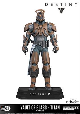 Einfach und sicher online bestellen: Destiny Color Tops Actionfigur Titan in Österreich kaufen.