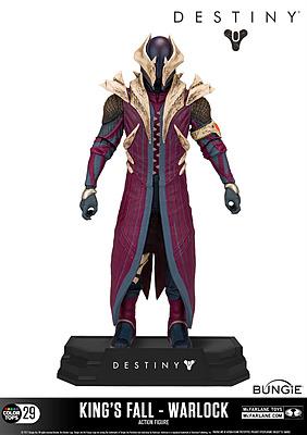 Einfach und sicher online bestellen: Destiny Color Tops Actionfigur Warlock in Österreich kaufen.