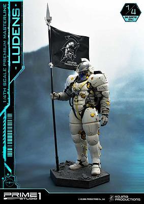 Einfach und sicher online bestellen: Kojima Productions Statue 1/4 Ludens in Österreich kaufen.