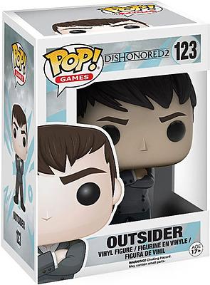 Einfach und sicher online bestellen: Dishonored 2 Outsider POP! Games Vinyl Figur in Österreich kaufen.
