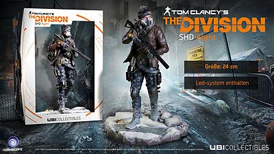 Einfach und sicher online bestellen: Tom Clancys The Division Figur Agent in Österreich kaufen.