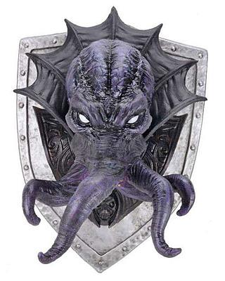 Einfach und sicher online bestellen: Dungeons & Dragons Wandtrophäe Mind Flayer in Österreich kaufen.