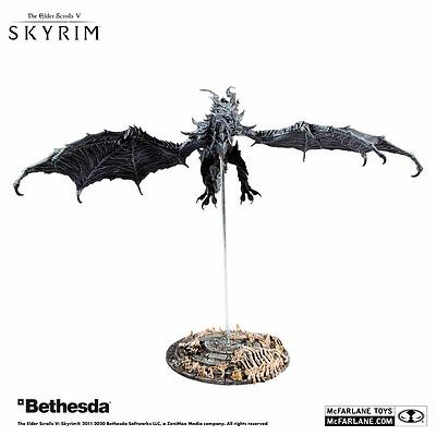 Einfach und sicher online bestellen: The Elder Scrolls V Skyrim Actionfigur Alduin in Österreich kaufen.