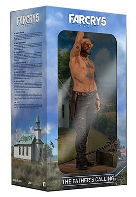 Einfach und sicher online bestellen: Far Cry 5 Father's Calling Figur in Österreich kaufen.