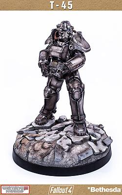 Einfach und sicher online bestellen: Fallout 4 Statue T-45 Power Armor 1/4 in Österreich kaufen.