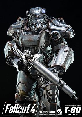 Einfach und sicher online bestellen: Fallout 4 Action Figur T-60 Power Armor 1/6 in Österreich kaufen.