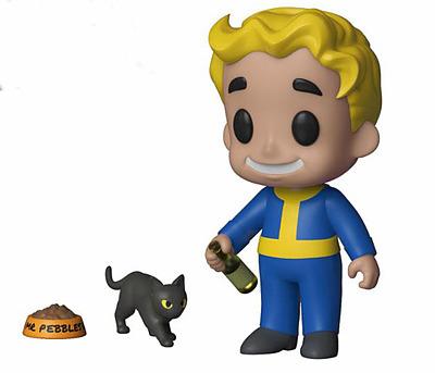 Einfach und sicher online bestellen: Fallout 5 Vinyl Figur Vault Boy Luck in Österreich kaufen.