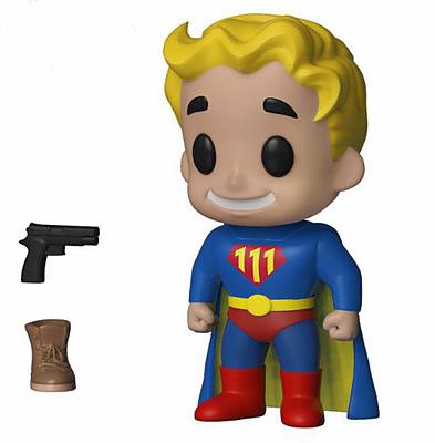 Einfach und sicher online bestellen: Fallout 5 Vinyl Figur Vault Boy Toughness in Österreich kaufen.