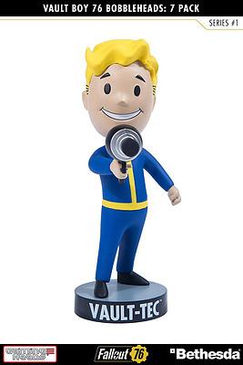 Einfach und sicher online bestellen: Fallout 76 Wackelkopf-Figur Vault Boy Energy Weapn in Österreich kaufen.