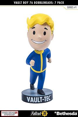Einfach und sicher online bestellen: Fallout 76 Wackelkopf-Figur Vault Boy Endurance in Österreich kaufen.