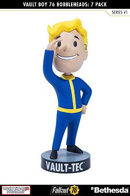 Einfach und sicher online bestellen: Fallout 76 Wackelkopf-Figur Vault Boy Perception in Österreich kaufen.