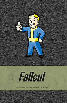 Einfach und sicher online bestellen: Fallout Notizbuch Vault Boy in Österreich kaufen.