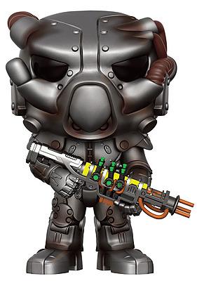 Einfach und sicher online bestellen: Fallout POP! Vinyl Figur X-01 Power Armor in Österreich kaufen.