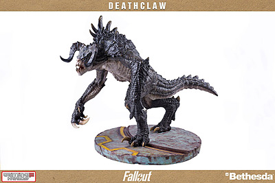 Einfach und sicher online bestellen: Fallout Statue 1/4 Deathclaw in Österreich kaufen.