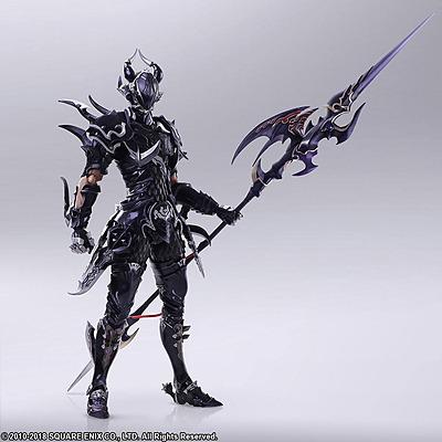 Einfach und sicher online bestellen: Final Fantasy XIV Actionfigur Estinien in Österreich kaufen.
