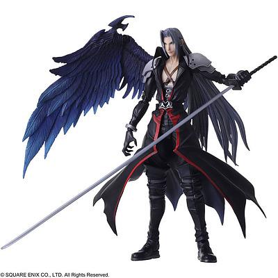 Einfach und sicher online bestellen: Final Fantasy VII Actionfigur Sephiroth Another in Österreich kaufen.