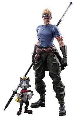 Einfach und sicher online bestellen: Final Fantasy Actionfiguren Cid & Caith Sith in Österreich kaufen.