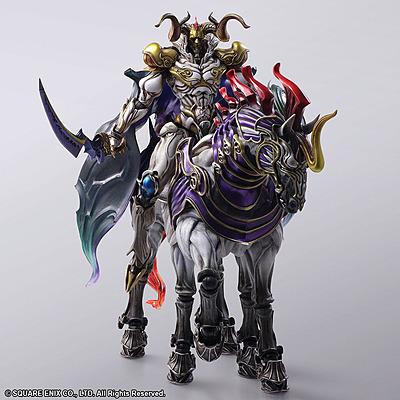 Einfach und sicher online bestellen: Final Fantasy Actionfigur Odin in Österreich kaufen.