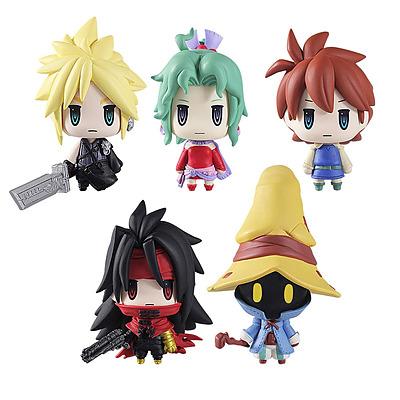 Einfach und sicher online bestellen: Final Fantasy Trading Arts Figuren Vol. 2 Display in Österreich kaufen.