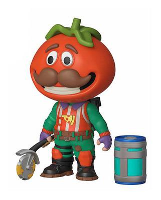 Einfach und sicher online bestellen: Fortnite 5 Stars Actionfigur Tomatohead in Österreich kaufen.