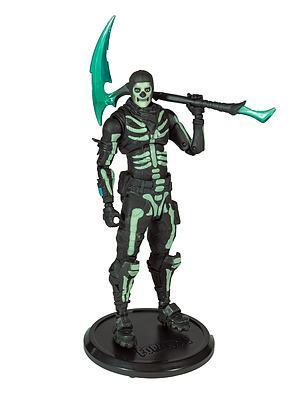 Einfach und sicher online bestellen: Fortnite Actionfigur Green Glow Skull Trooper in Österreich kaufen.