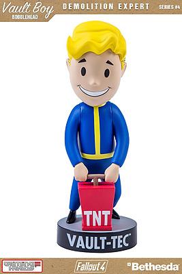 Einfach und sicher online bestellen: Fallout 4 Wackelkopf-Figur Demolition Expert in Österreich kaufen.