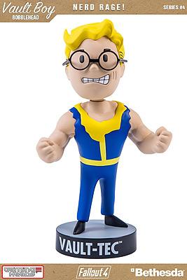 Einfach und sicher online bestellen: Fallout 4 Wackelkopf-Figur Nerd Rage in Österreich kaufen.