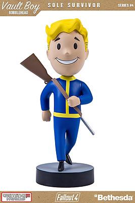 Einfach und sicher online bestellen: Fallout 4 Wackelkopf-Figur Sole Survivor in Österreich kaufen.