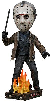 Einfach und sicher online bestellen: Freitag der 13. Wackelkopf-Figur Jason in Österreich kaufen.