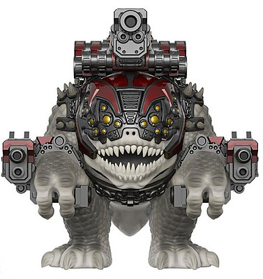 Einfach und sicher online bestellen: Gears of War 4 POP! Vinyl Figur Brumak in Österreich kaufen.