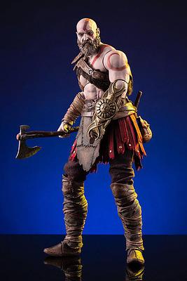 Einfach und sicher online bestellen: God of War Action Figur Kratos 1/6 in Österreich kaufen.