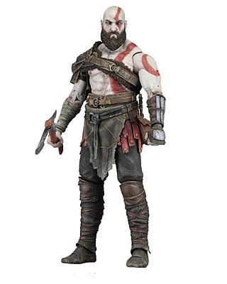 Einfach und sicher online bestellen: God of War Action Figur Kratos 18cm in Österreich kaufen.
