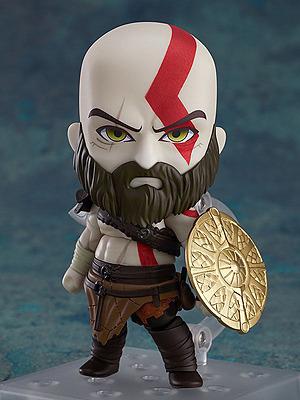 Einfach und sicher online bestellen: God of War Nendoroid Actionfigur Kratos in Österreich kaufen.