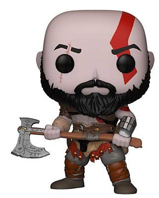Einfach und sicher online bestellen: God of War POP! Vinyl Kratos in Österreich kaufen.