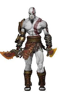 Einfach und sicher online bestellen: God of War Action Figur Ultimate Kratos 18cm in Österreich kaufen.