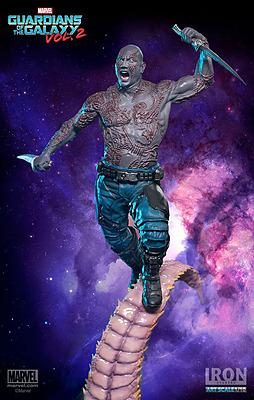 Einfach und sicher online bestellen: Guardians of the Galaxy 2 Battle Diorama Drax 1/10 in Österreich kaufen.