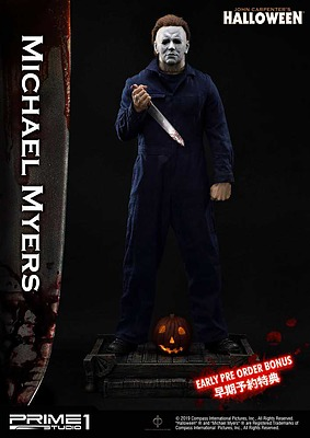 Einfach und sicher online bestellen: Halloween Statue 1/2 Michael Myers in Österreich kaufen.