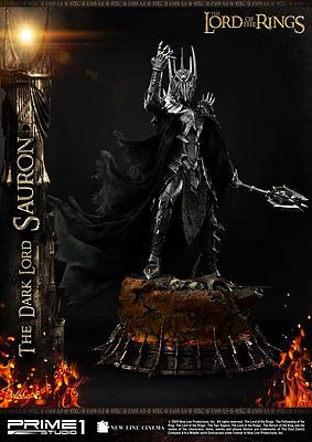 Einfach und sicher online bestellen: Herr der Ringe Statue 1/4 The Dark Lord Sauron in Österreich kaufen.