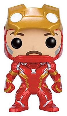 Einfach und sicher online bestellen: Iron Man POP! Vinyl Unmasked in Österreich kaufen.