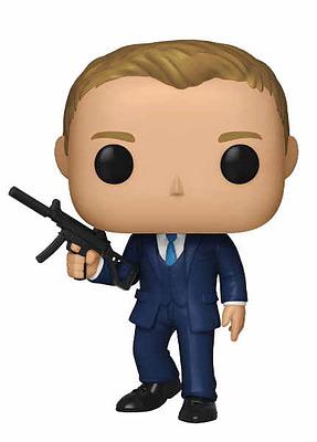 Einfach und sicher online bestellen: James Bond POP! Daniel Craig Quantum of Solace in Österreich kaufen.