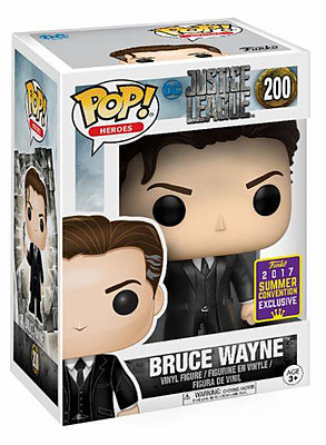 Einfach und sicher online bestellen: Justice League POP! Vinyl Bruce Wayne in Österreich kaufen.